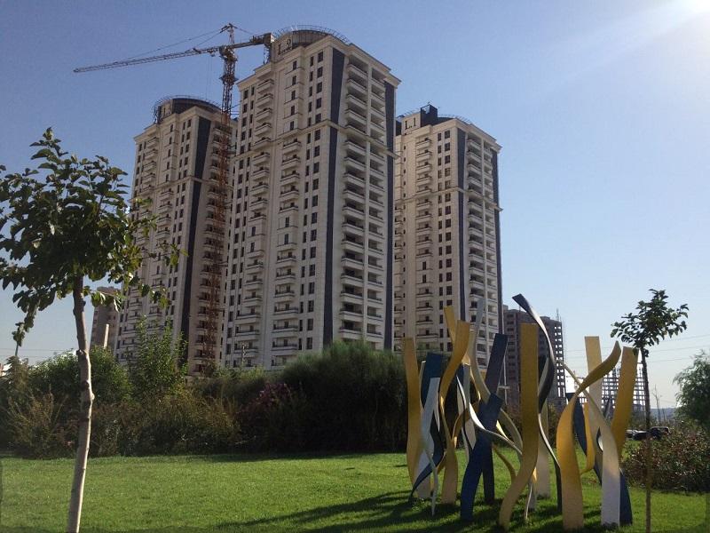 برج های 3 گانه ایزدیار