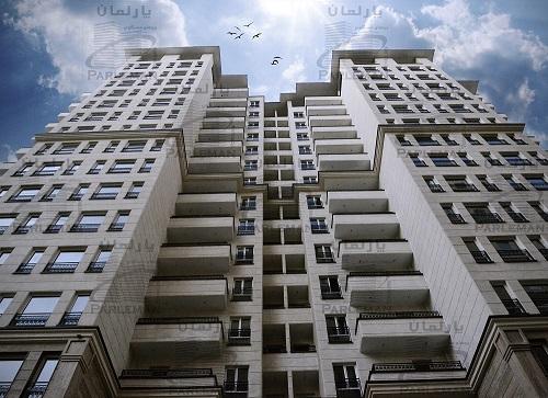برج های شش گانه پارلمان