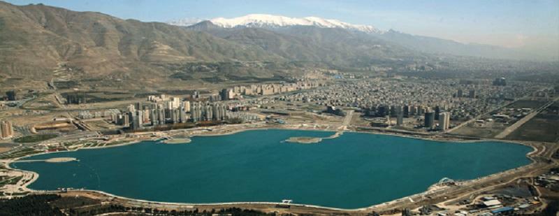 دریاچه چیتگر(خلیج فارس)