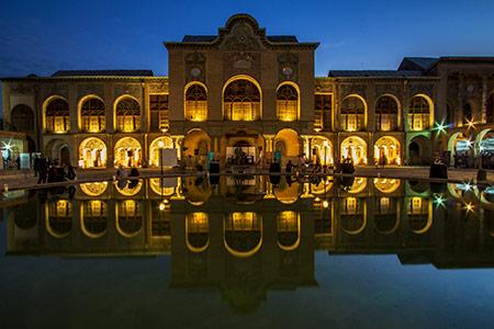 عمارت مسعودیه