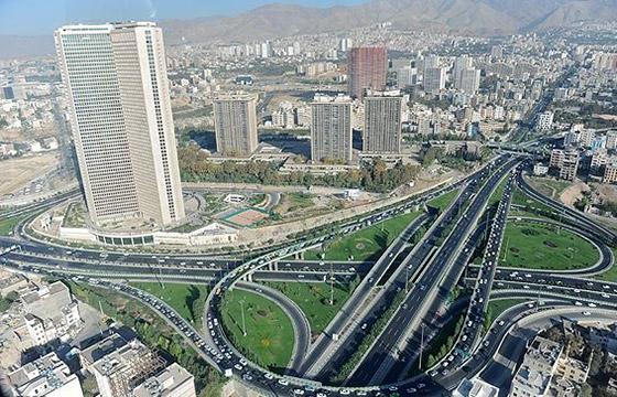 معرفی برج بین المللی تهران