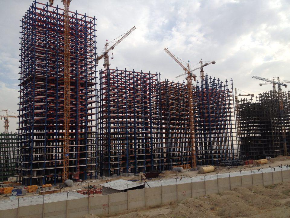 پروژه شهرک شهید خرازی منطقه 22