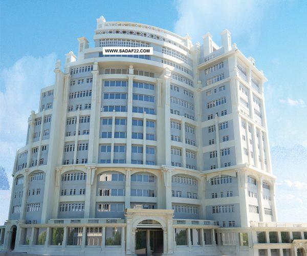 امتیاز پروژه سپانیر (آماد) میدان ساحل منطقه ۲۲
