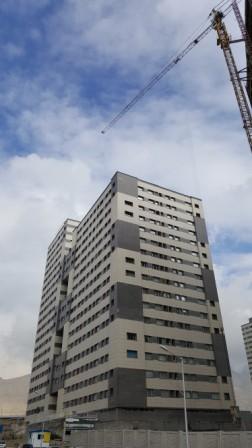 فروش آپارتمان ۱۰۶ متری در شهرک امام رضا منطقه۲۲