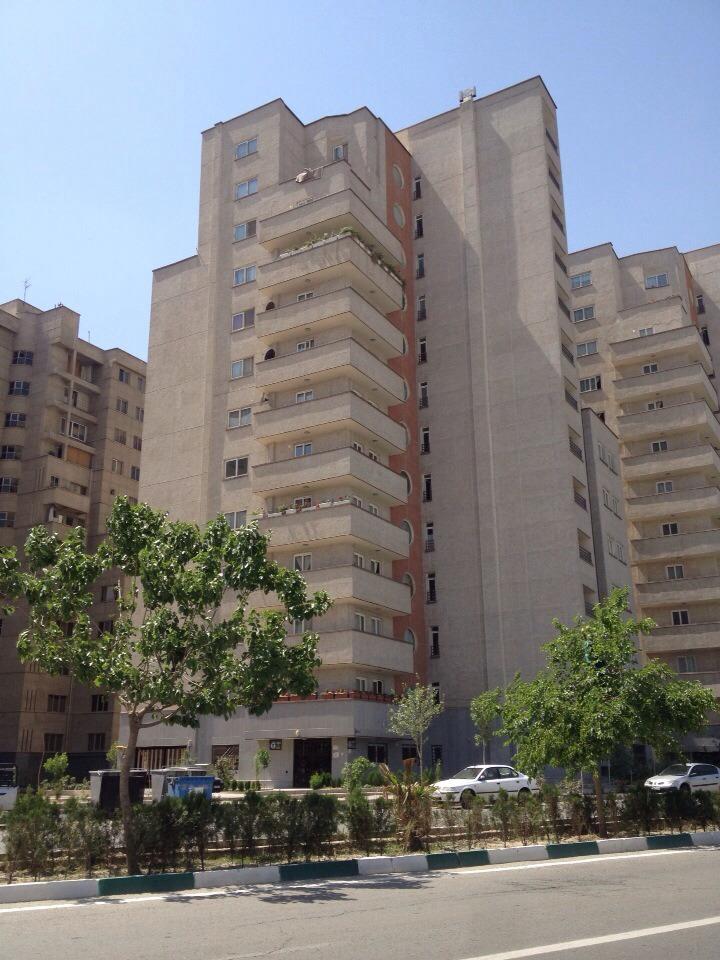فروش آپارتمان ۵۴ متری در برجهای ایزدیار منطقه۲۲