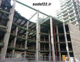 پروژه تجاری اداری گلستان خیام در منطقه ۲۲