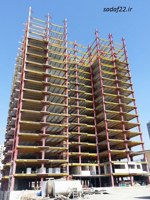 سهام تجاری مسکونی پروژه زیتون (شمیم رحمت) در منطقه۲۲