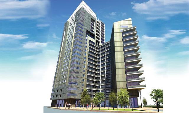 پیش فروش واحد های پروژه مسکونی صدف در منطقه ۲۲ (اتوبوسرانی)