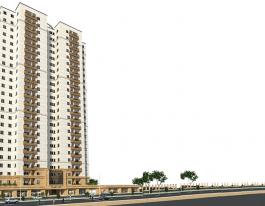 معرفی پروژه اداری مسکونی افرا در منطقه ۲۲