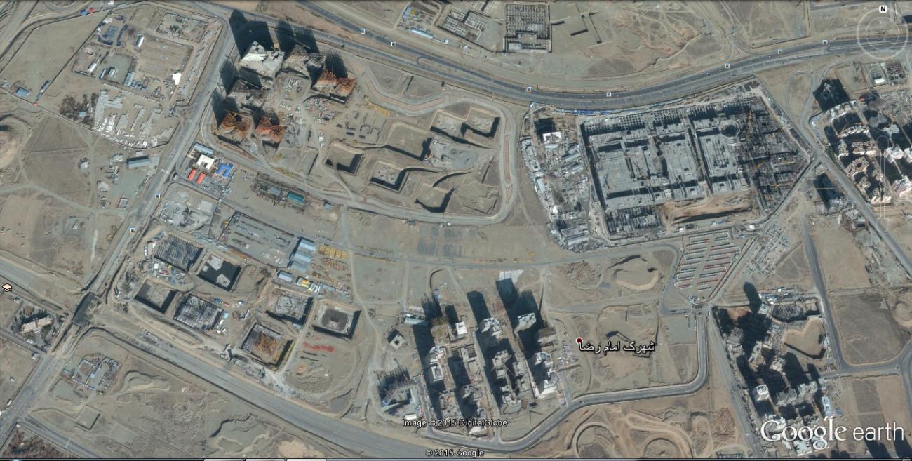 اطلاعات کامل پهنه C شهرک چیتگر در منطقه 22