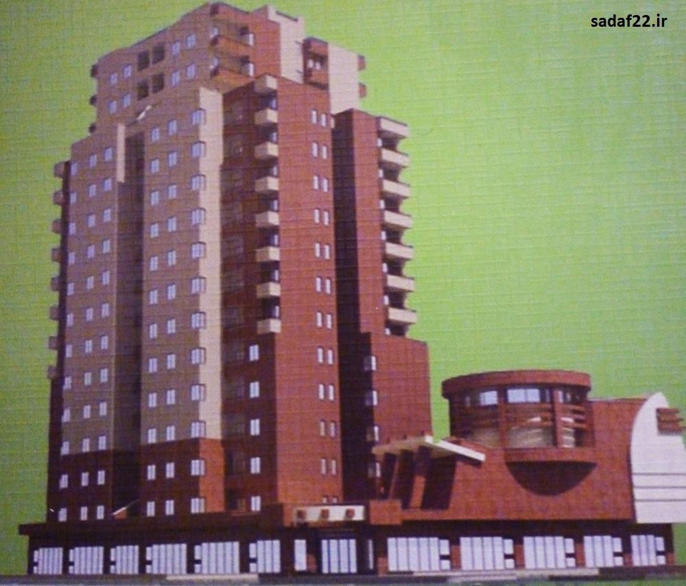 معرفی پروژه مسکونی تجاری پاسارگاد در منطقه 22