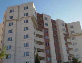 پروژه مسکونی ۷۲ واحدی گلستان تعاونی مسکن کارکنان سایپا در منطقه ۲۲