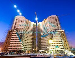 پروژه قرارگاه سازندگی خاتم الانبیاء(ص) در منطقه ۲۲ میدان المپیک