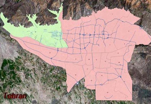 درباره منطقه ۲۲ تهران(ویژگی ها، مشخصات و چشم انداز آن)