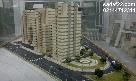 پروژه تعاونی مسکن کارکنان صدا و سیما(پروژه امیرکبیر) در منطقه 22