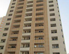 فروش آپارتمان ۱۲۴ متری در برجهای احرار منطقه۲۲