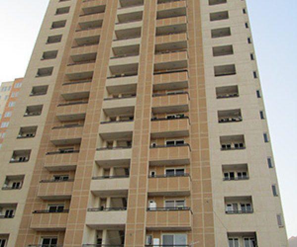 فروش آپارتمان ۱۲۵ متری در برجهای شمال دریاچه چیتگر