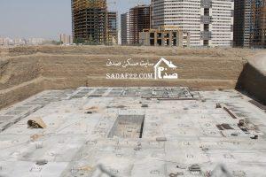 برج سوم نیروی زمینی شهرک چیتگر