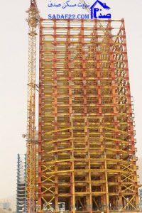 برج های چهارگانه نیروی زمینی