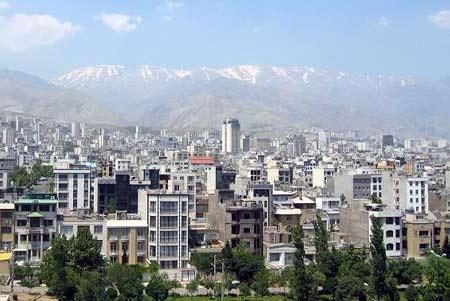 وضعیت بازار املاک تهران در وضعيت پايدار