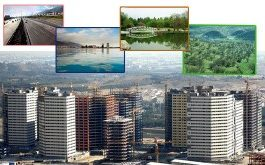 فروش آپارتمان ۹۳ متری در برج های شهرک امام رضا(ع) چیتگر منطقه ۲۲