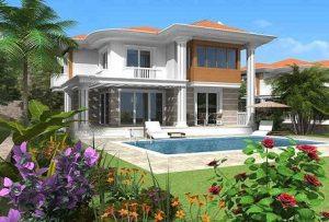 خانه های میلیاردی