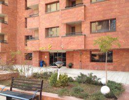 فروش آپارتمان ۱۰۸ متری در برجهای امین غرب دریاچه چیتگر