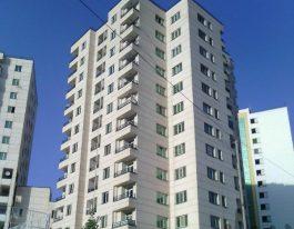 فروش آپارتمان ۷۶ متری در برجهای سروناز منطقه۲۲
