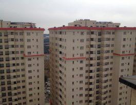 فروش آپارتمان ۱۲۶ متری در برجهای صیاد منطقه۲۲