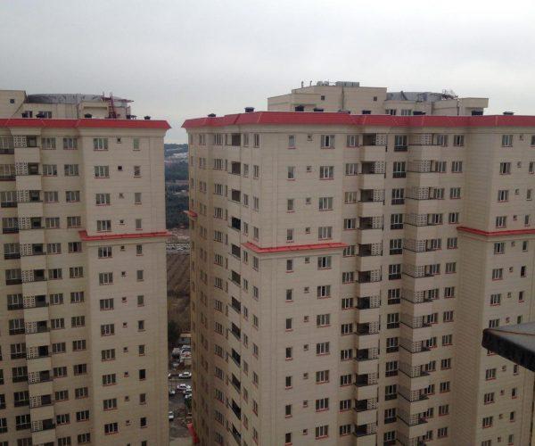 اجاره آپارتمان 157 متری در برجهای صیاد شمال دریاچه چیتگر