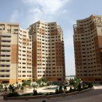 فروش آپارتمان ۱۲۰ متری در برجهای شمال دریاچه چیتگر