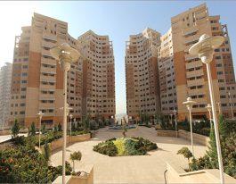 آپارتمان 120متری فروشی در برجهای عرفان