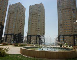 آپارتمان ۱۲۸متری ۳خواب در برجهای پارسیا