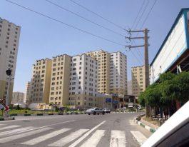 فروش آپارتمان 130 متری در برج های خیام دریاچه چیتگر