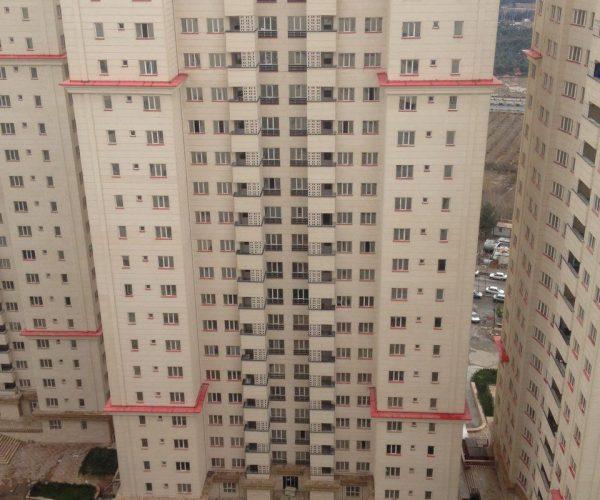 فروش آپارتمان ۱۱۶ متری در برجهای صیاد منطقه۲۲