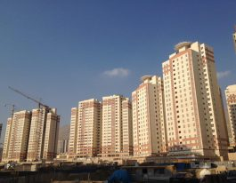 فروش آپارتمان 109 متری در برجهای آسمان