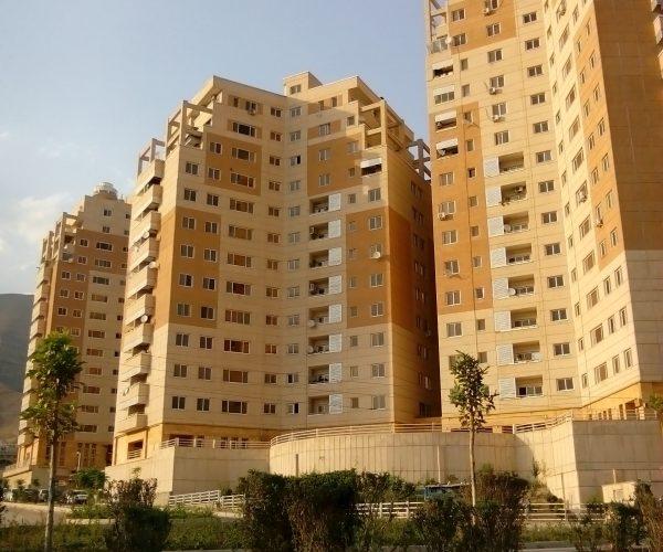 فروش آپارتمان۱۲۰متری در برجهای عرفان شمال دریاچه