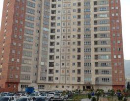 آپارتمان ۱۱۷متری فروشی در برجهای هانا