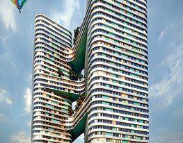 دانلود فایل توضیحات کامل برج مرجان