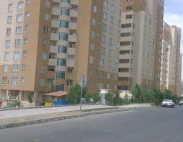 آپارتمان 113 متری فروشی در مجتمع مسکونی سماء