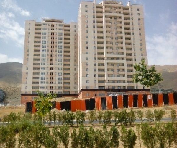 فروش آپارتمان۱۳۲متری در پروژه جهاد کشاورزی منطقه۲۲