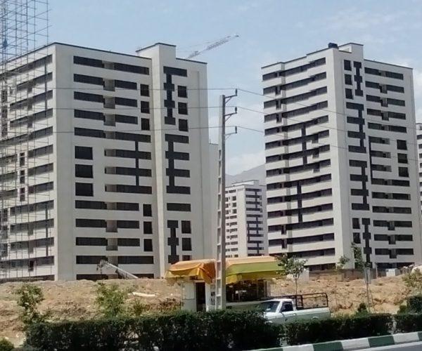 فروش آپارتمان96متری در یاس2 بلوار کوهک منطقه22