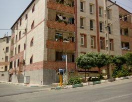 فروش آپارتمان125متری در مجتمع اسکان سبز منطقه22