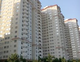 فروش آپارتمان116متری در برجهای صیاد منطقه22