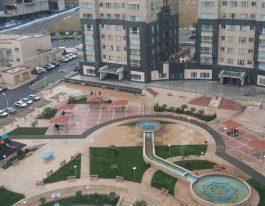 فروش آپارتمان135متری در برجهای پارسیا منطقه22