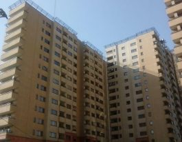 فروش آپارتمان ۱۳۳متری در برجهای امین غرب دریاچه چیتگر