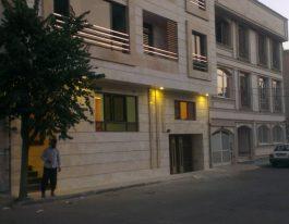 آپارتمان ۱۰۲متری فروشی در شهرک گلستان