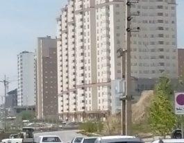 فروش آپارتمان 161 متری در برجهای صیاد منطقه22