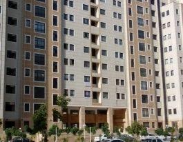 فروش آپارتمان ۱۱۳ متری در مجتمع نگین غرب وردآورد منطقه۲۲