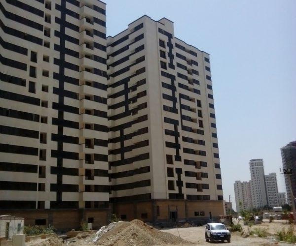 فروش آپارتمان 91 متری در مجتمع یاس2 بلوار کوهک منطقه22